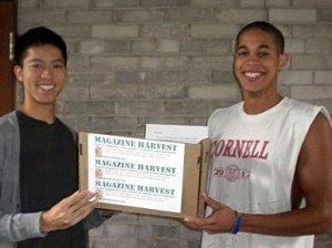 Cornell Magazine Harvest