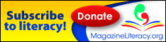 Web Banner Ads - Subscribe to Literacy (Donate)