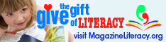 Web Banner Ads - Give the Gift of Literacy